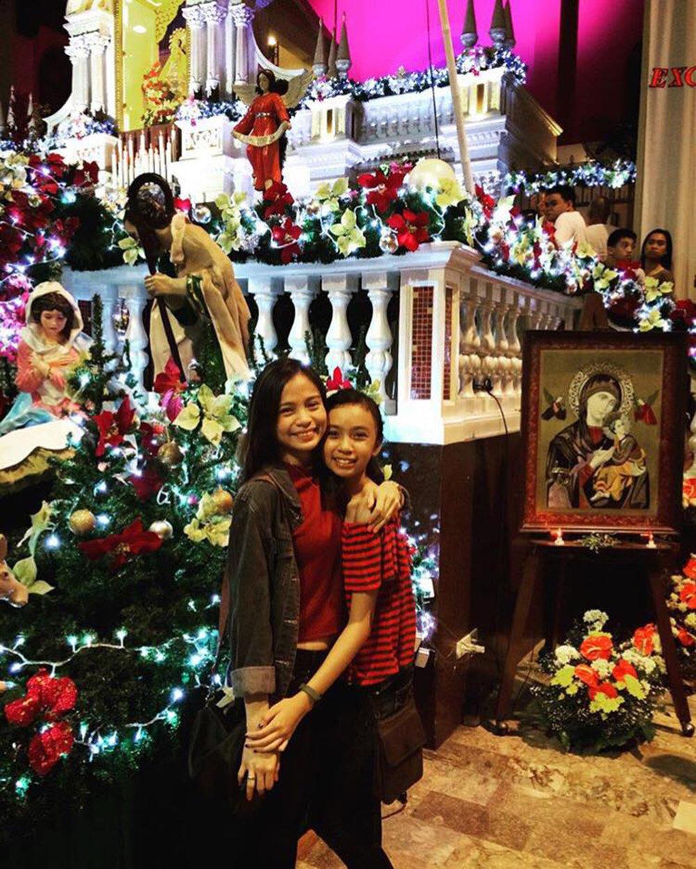 Leanna Villanueva looks forward to the charm of a provincial celebration.