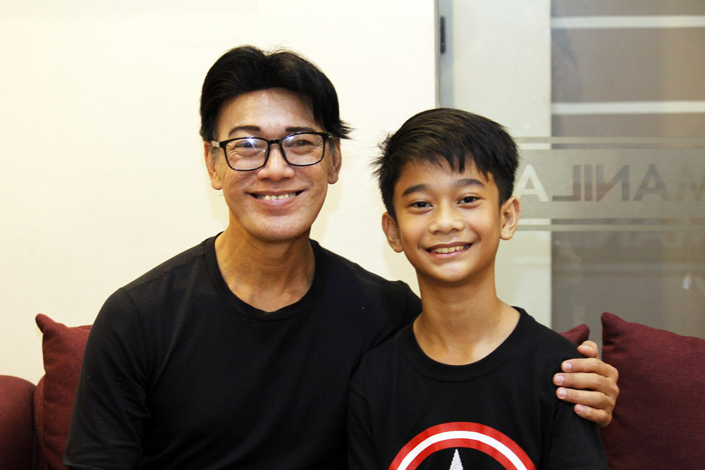 "Sixto counts Ballet Manila co-artistic director Osias Barroso – the ""Ballerina's Prince"" himself – among his mentors. Photo by Jimmy Villanueva"