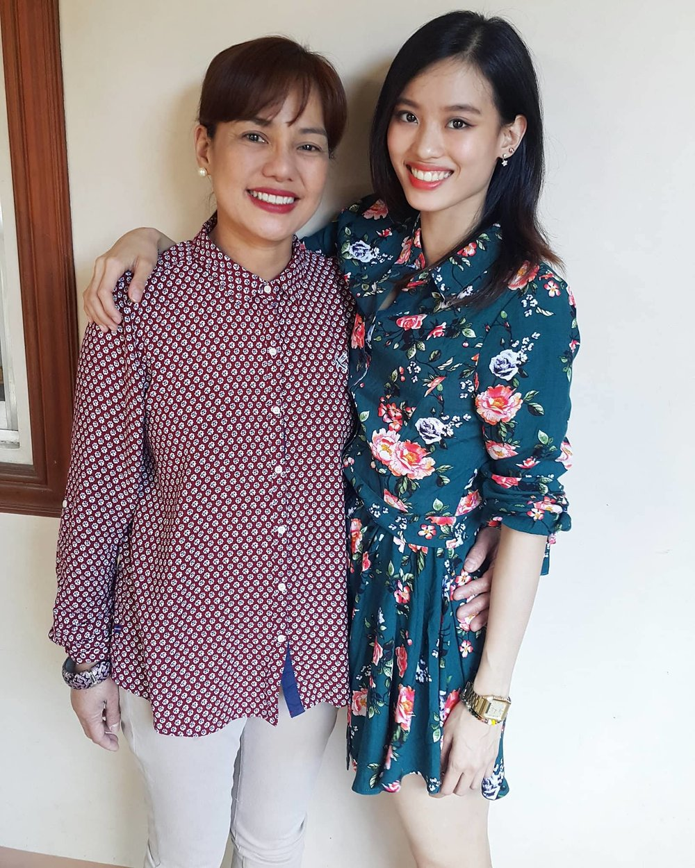 Joan Emery Sia sums up her mom Jiji this way: Strict but loving. Firm but well-balanced.