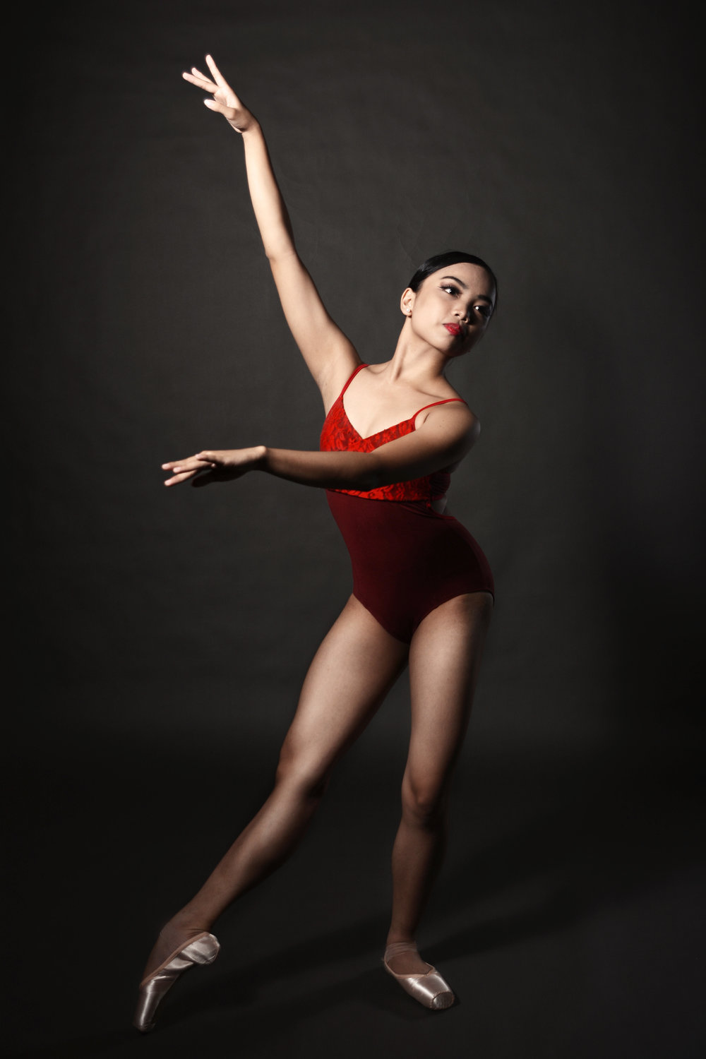Ballet Dictionary: Battement Tendu Devant on Fondu 1 - Ballet Manila Archives