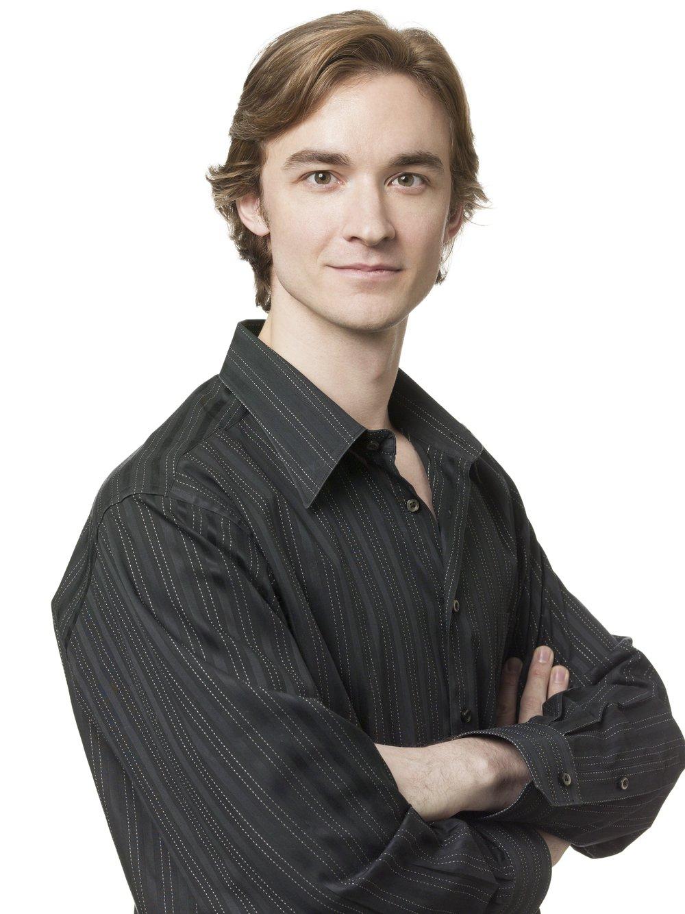 Jared Matthews, principal dancer of Houston Ballet