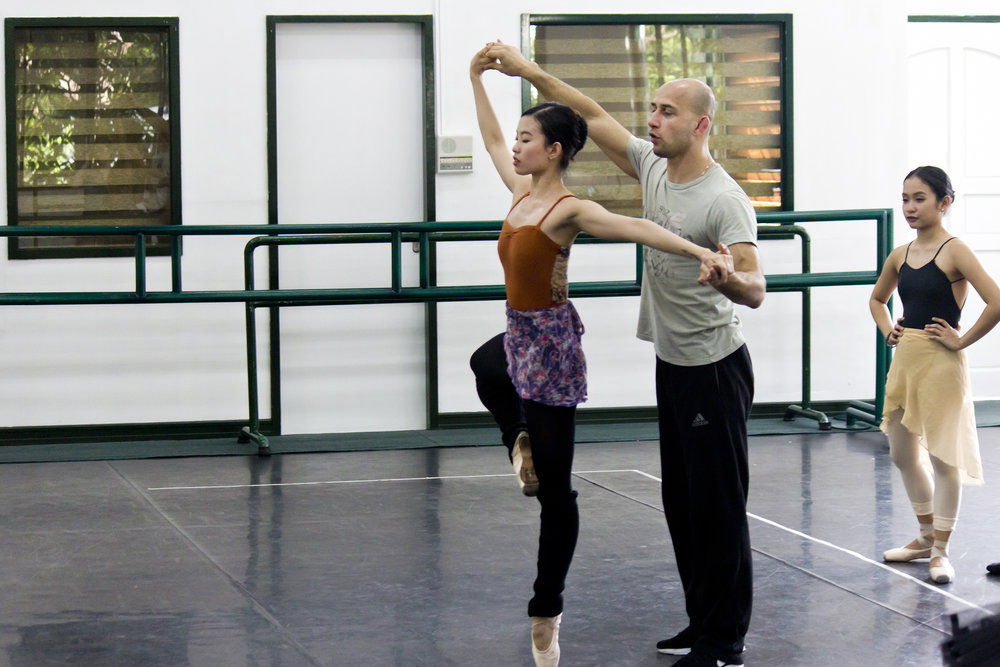 Choreography in Focus: Imperial by George Birkadze 2 - Ballet Manila Archives