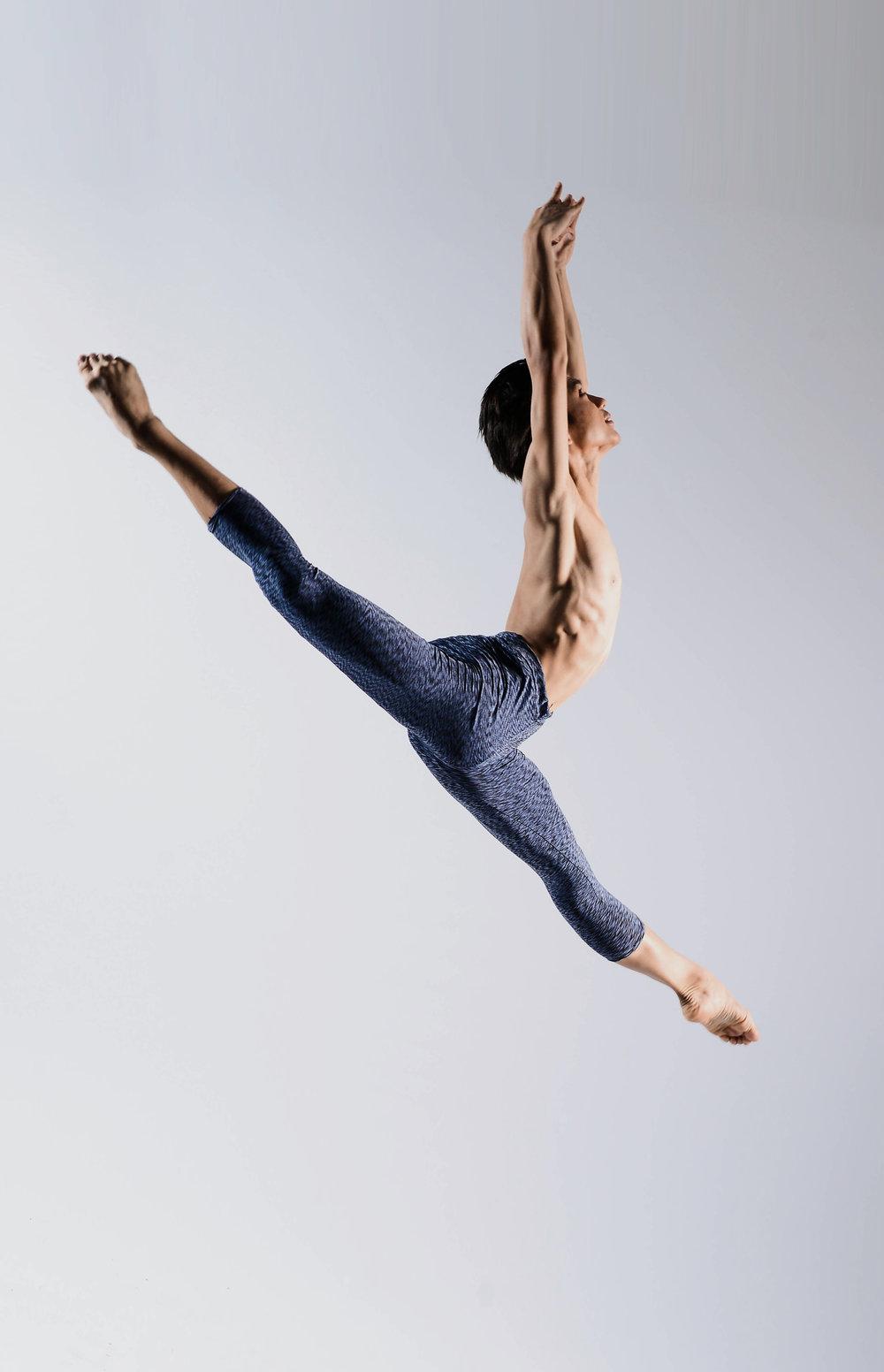 Ballet Dictionary: Jeté Entrelacé - Ballet Manila Archives