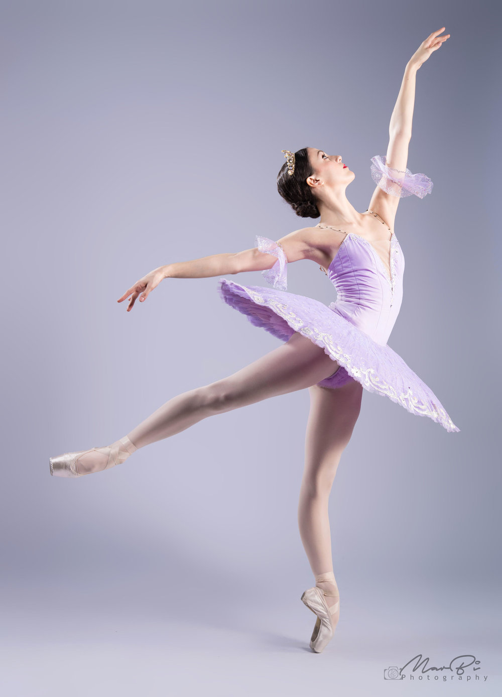Guest principal artist Katherine Barkman will take on the role of Medora for the first time, alternating with principal dancer Abigail Oliveiro who is also debuting the role. This will be Katherine's farewell performance before joining Washington Ballet after three years with Ballet Manila. Photo by MarBi Photography