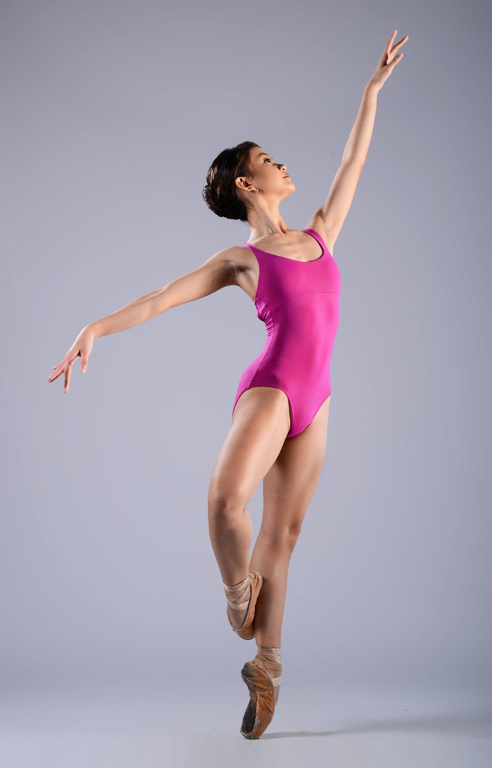 Ballet Dictionary: Sur le cou-de-pied devant - Ballet Manila Archives
