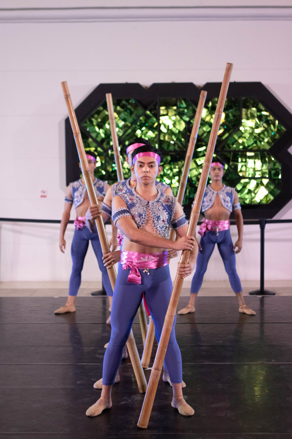 Inspired by the  singkil ,  Sayaw sa Pamlang  is one of the staples in the Ballet Manila repertoire.
