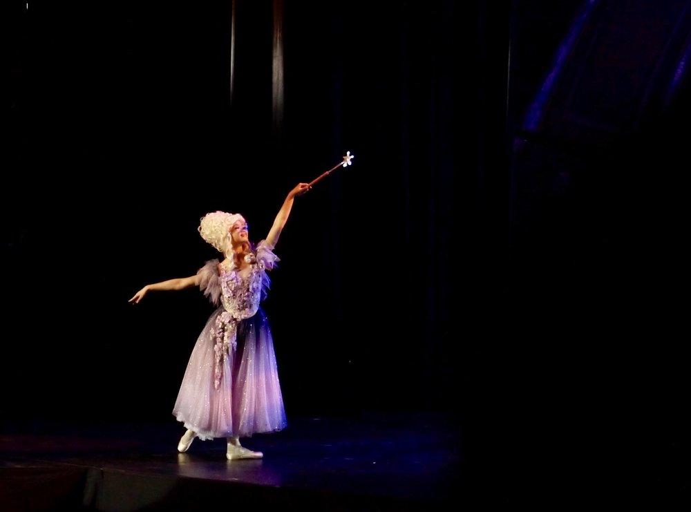 Kong Ke Xin - With Ballet Manila since 2018