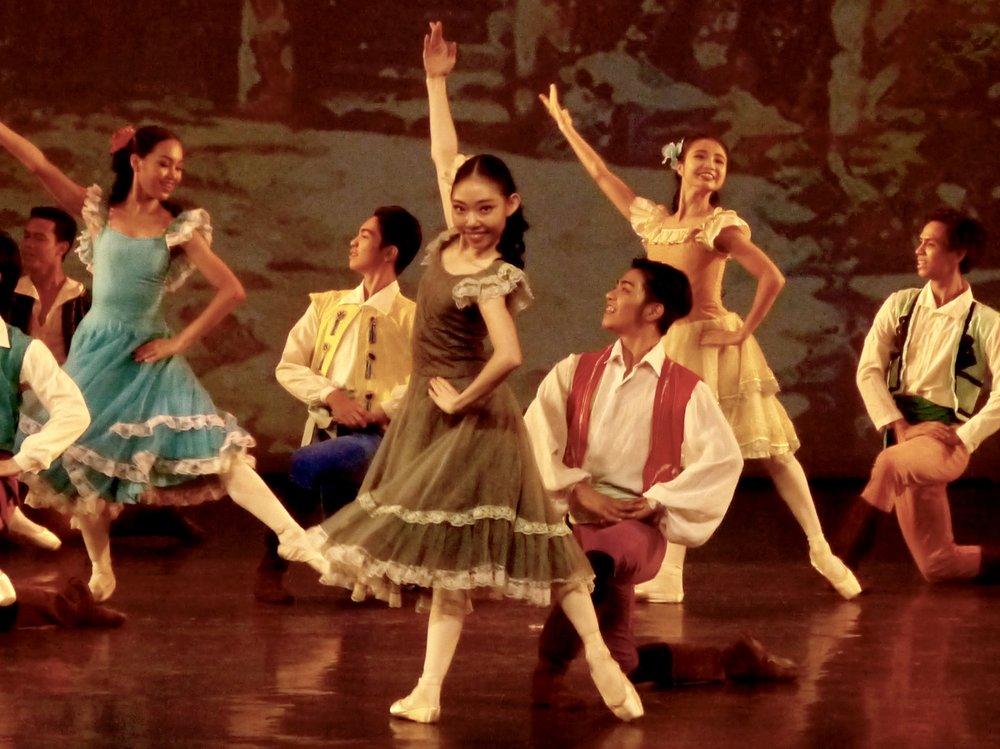 Kotomi Narai - With Ballet Manila since 2018