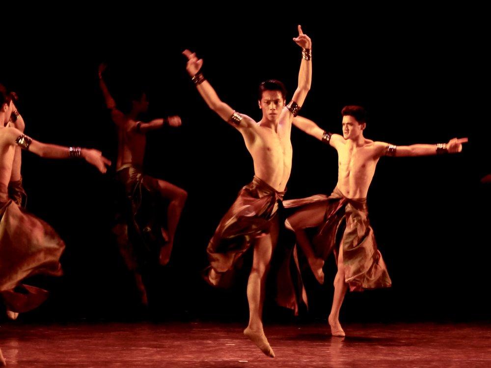 Rodney Catubay - With Ballet Manila since