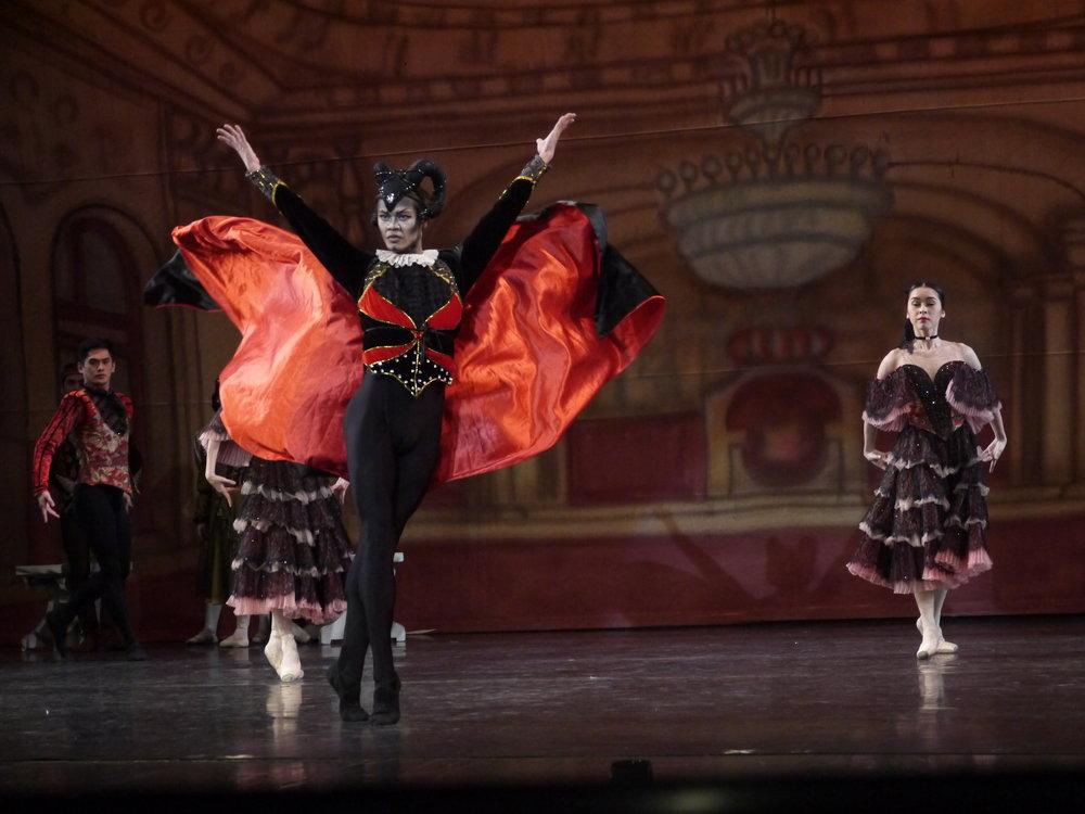 Godwin Merano - With Ballet Manila since 2016