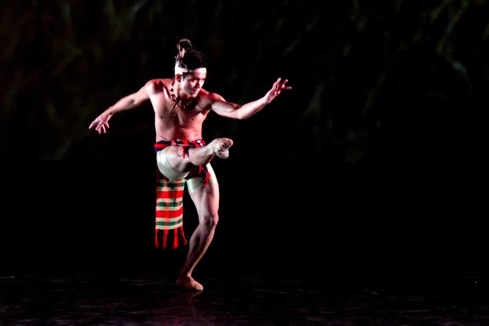 Jamil Montibon - With Ballet Manila since 2009