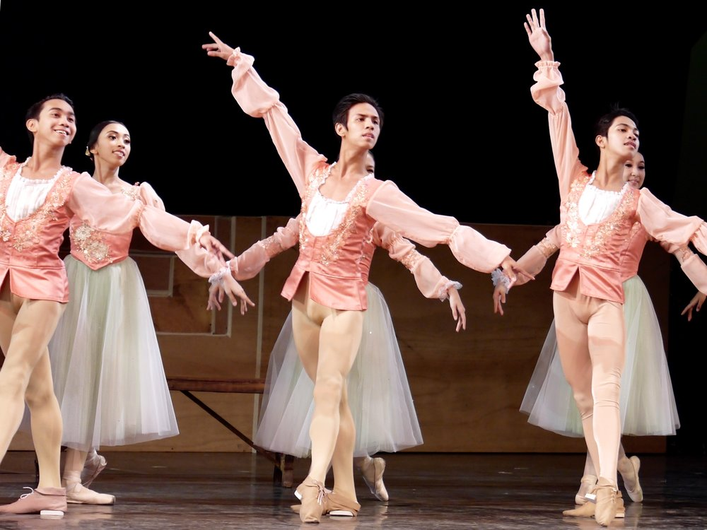 Raymond Salcedo - With Ballet Manila since