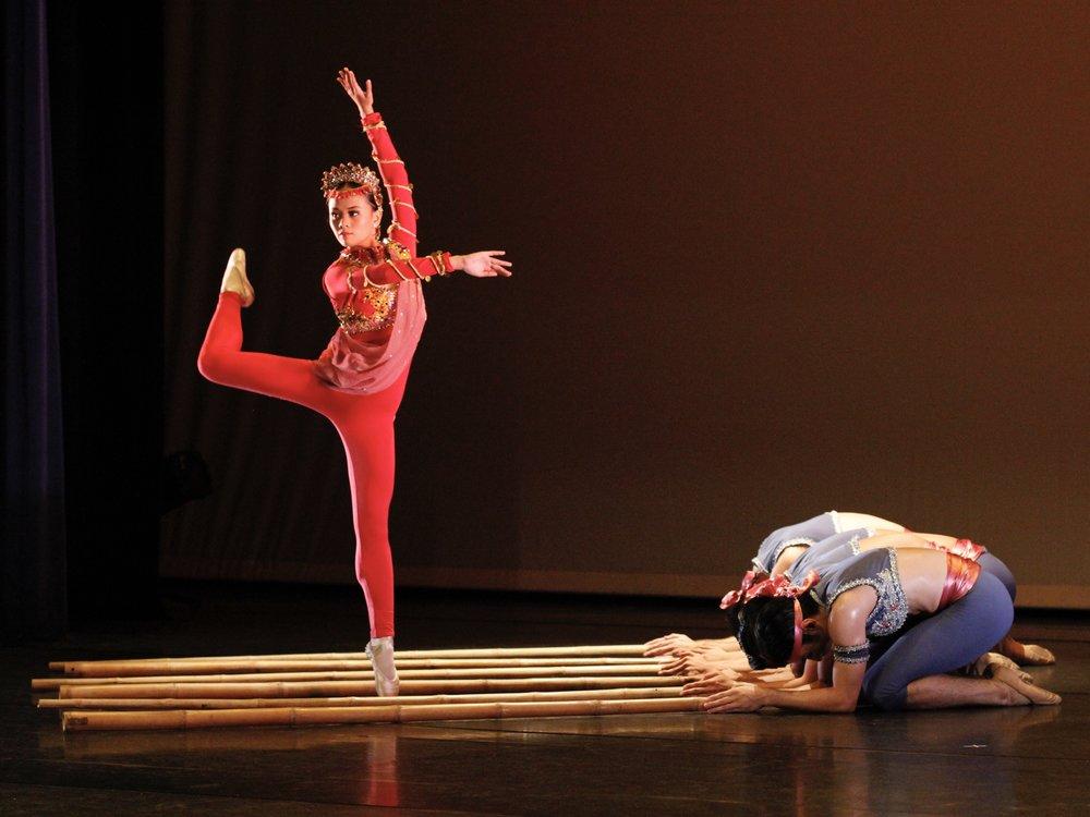 Rissa May Camaclang - With Ballet Manila since 2009