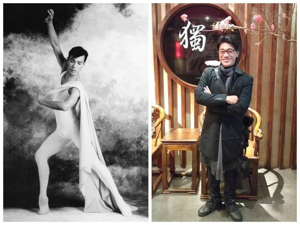 Ballet Manila artists: Then and now 2 - Ballet Manila Archives