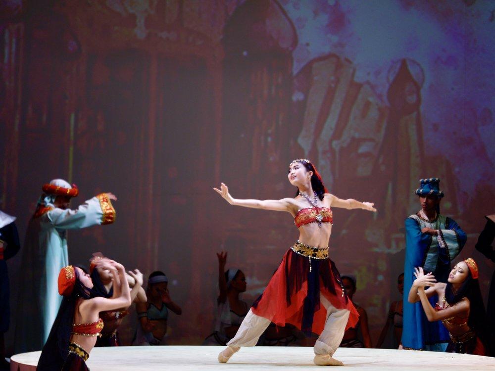 Sayaka Ishibashi - With Ballet Manila since 2018