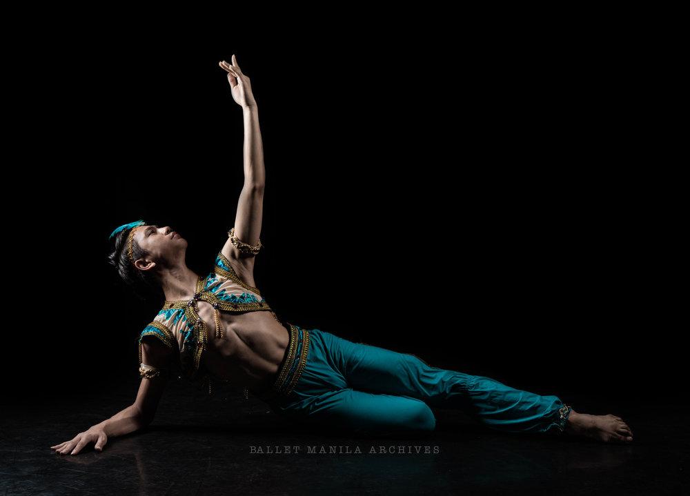Ballet Dictionary: Danseur 1 - Ballet Manila Archives