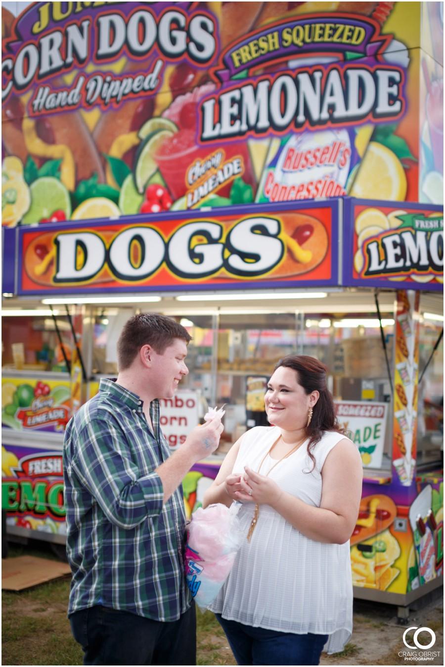 Gwinnett County Fair Engagement Portraits Ferris Wheel_0004.jpg