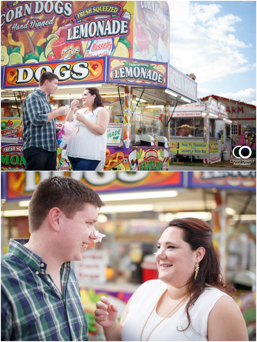 Gwinnett County Fair Engagement Portraits Ferris Wheel_0005.jpg