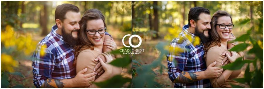 Athens Botanical Gardens UGA Bulldogs Engagement Portraits_0002.jpg