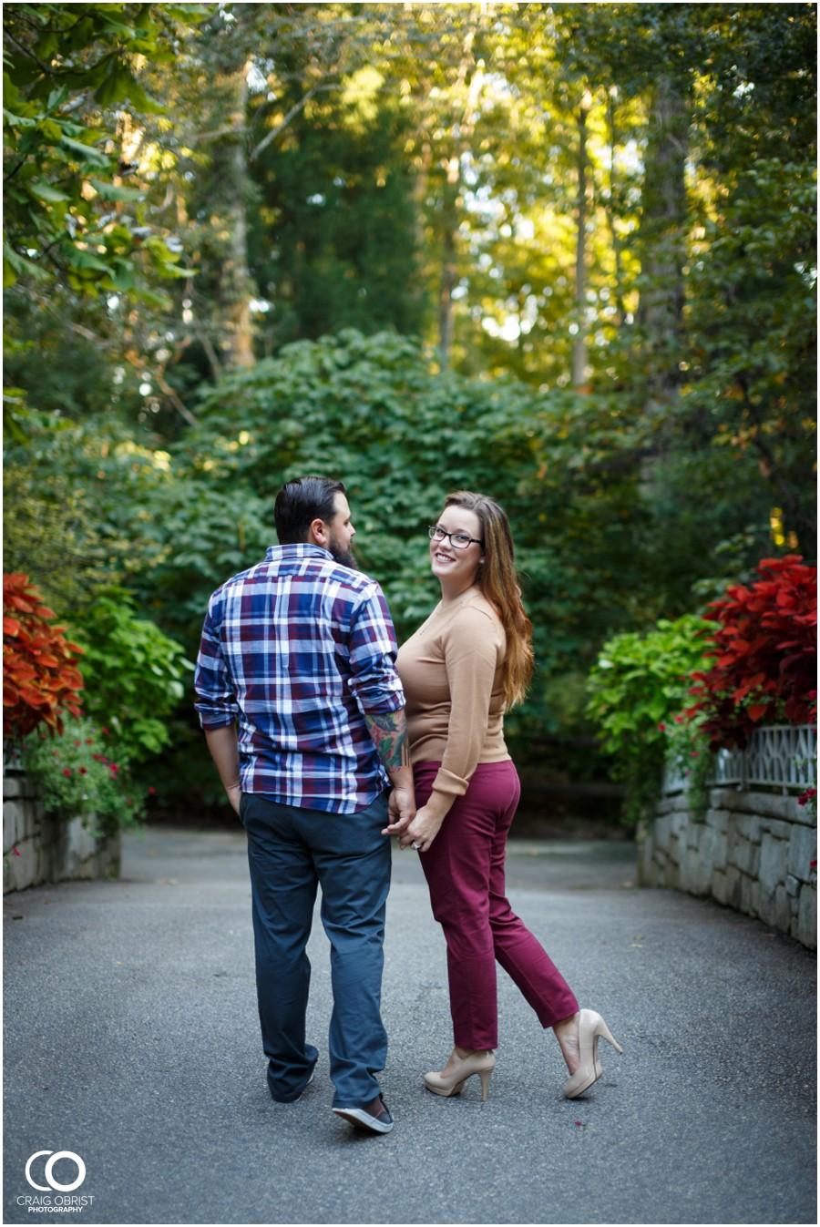 Athens Botanical Gardens UGA Bulldogs Engagement Portraits_0012.jpg