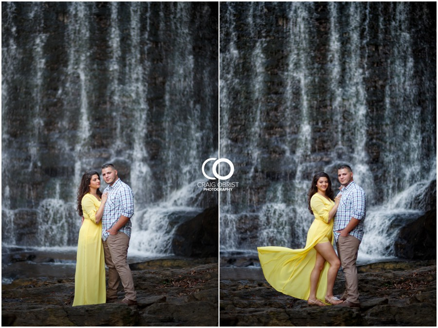Waterfall Engagement Portraits Georgia_0004.jpg