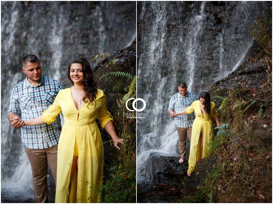 Waterfall Engagement Portraits Georgia_0010.jpg