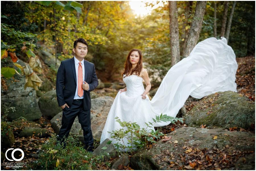Buckhead Wedding Engagement Portraits Sunset Atlanta_0015.jpg