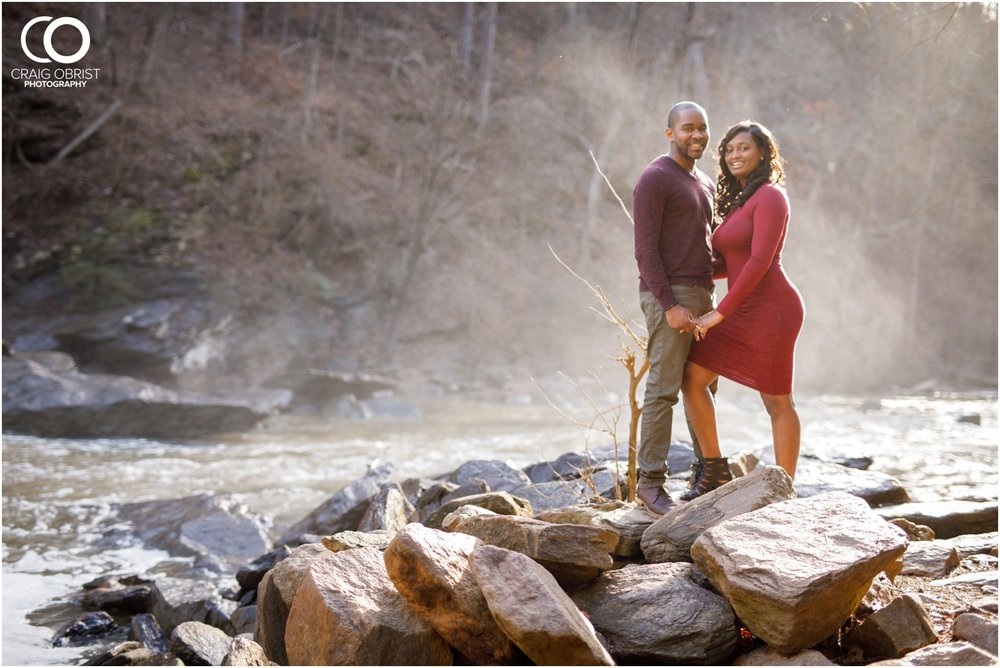 Roswell Mill Canton Street Engagement Portraits_0004.jpg