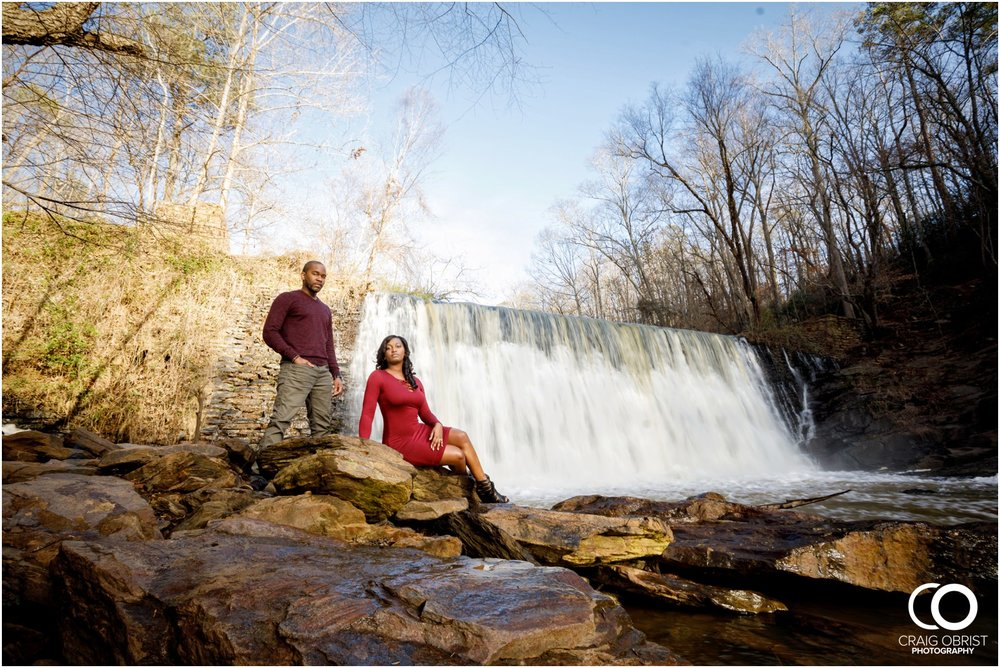 Roswell Mill Canton Street Engagement Portraits_0010.jpg