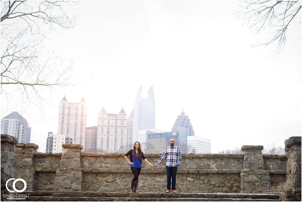 Piedmont Park Atlanta Skyline Engagement Portraits_0010.jpg