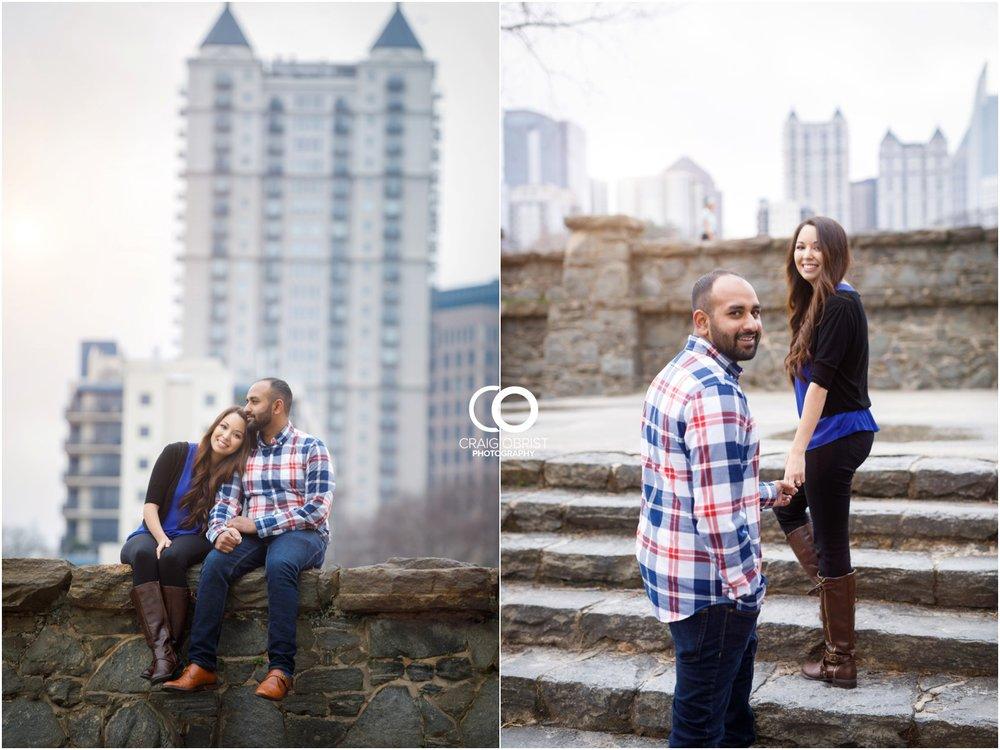 Piedmont Park Atlanta Skyline Engagement Portraits_0011.jpg