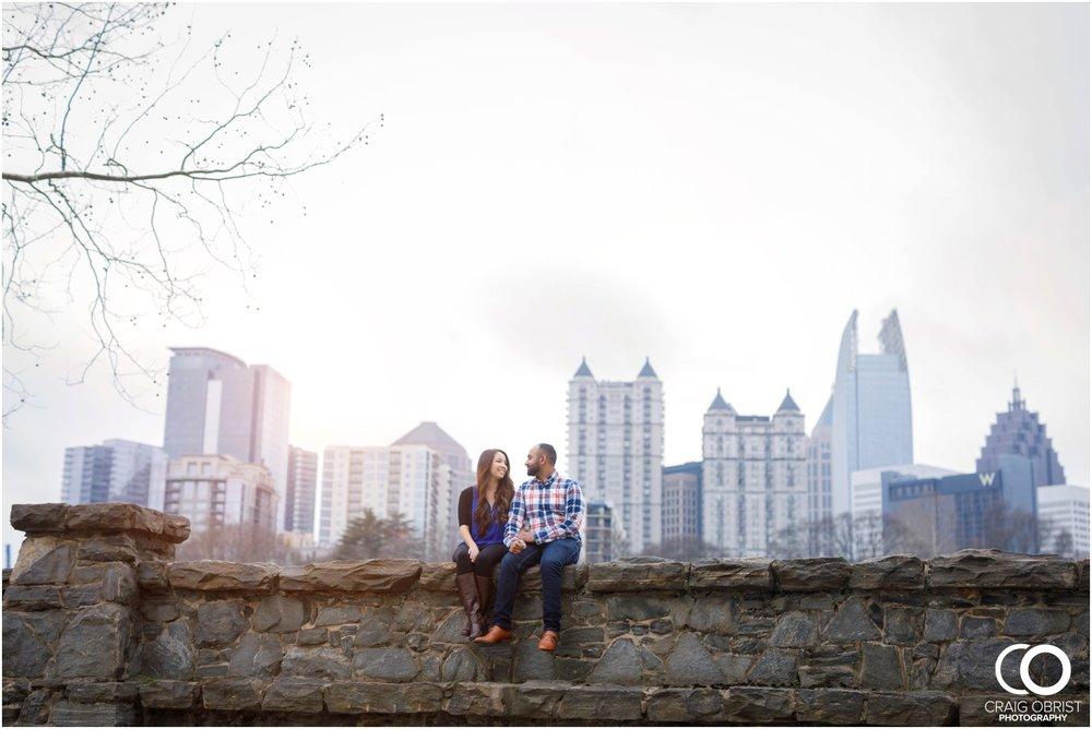 Piedmont Park Atlanta Skyline Engagement Portraits_0012.jpg