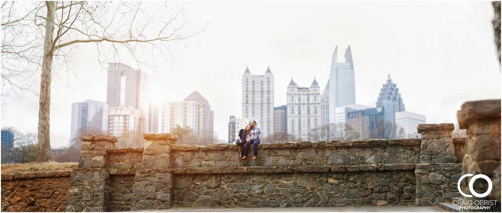 Piedmont Park Atlanta Skyline Engagement Portraits_0013.jpg