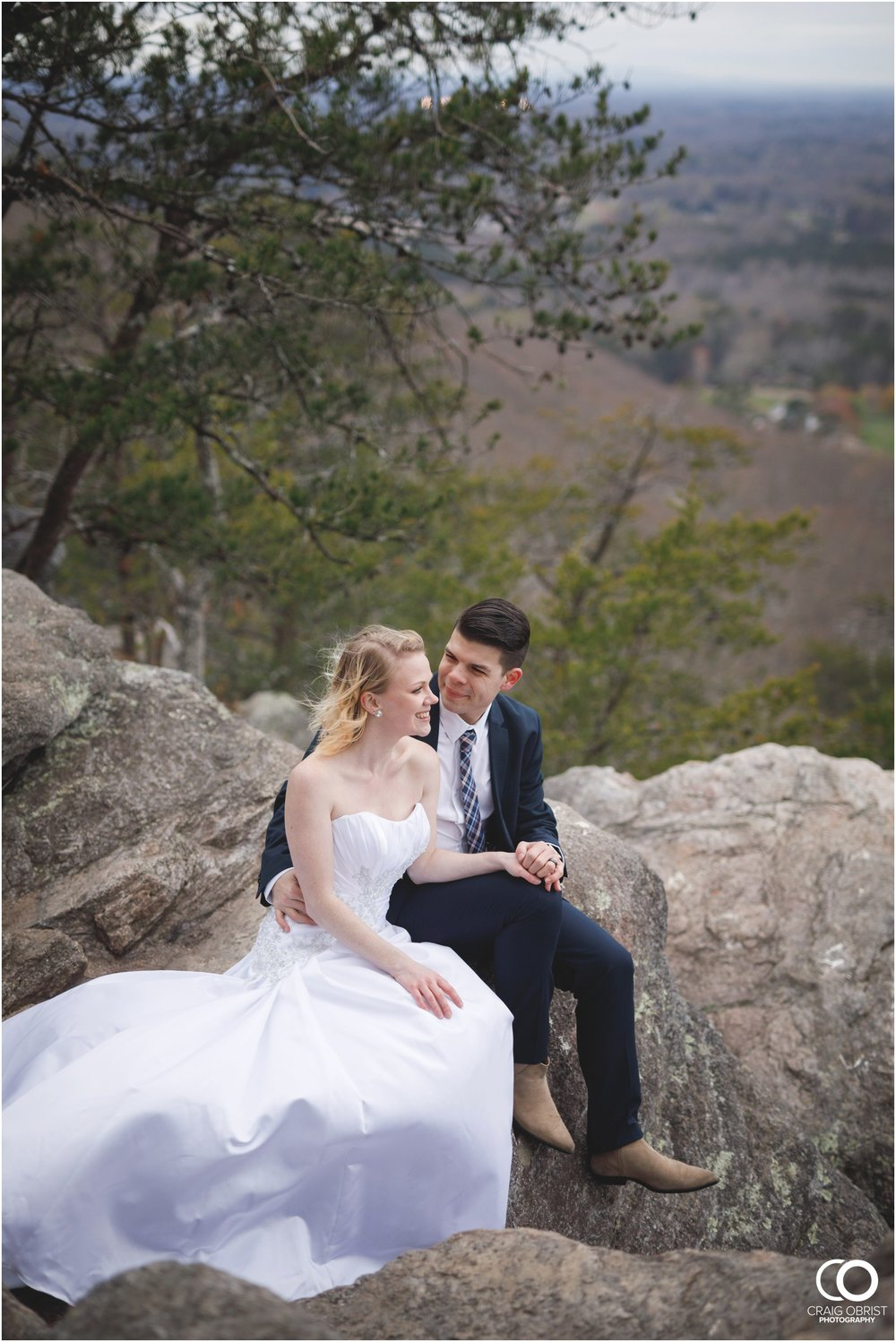 North Georgia Mountains Wedding Engagment Portraits sunset_0020.jpg