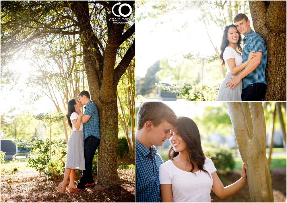Atlanta Philips Arena Skyline Engagement Portraits_0009.jpg
