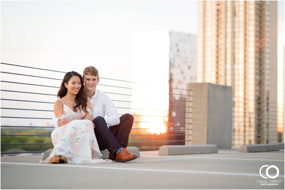 Atlanta Philips Arena Skyline Engagement Portraits_0032.jpg
