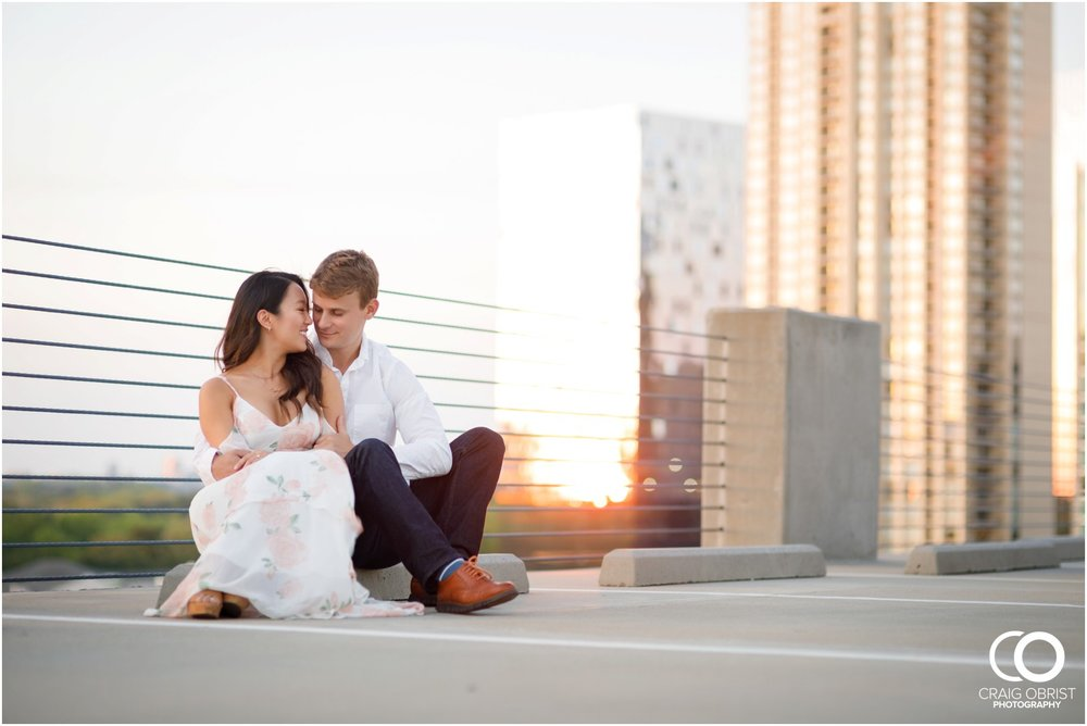 Atlanta Philips Arena Skyline Engagement Portraits_0033.jpg