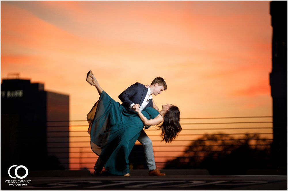 Atlanta Philips Arena Skyline Engagement Portraits_0038.jpg