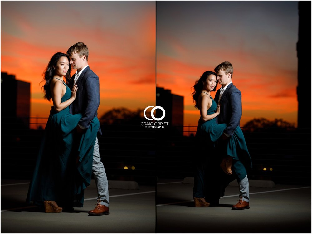 Atlanta Philips Arena Skyline Engagement Portraits_0041.jpg