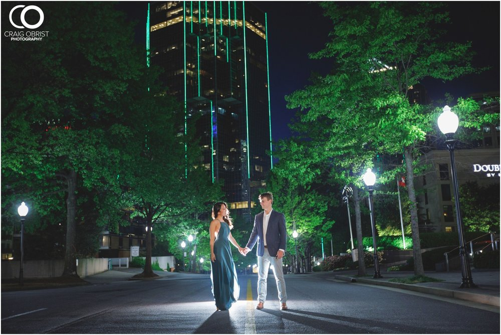 Atlanta Philips Arena Skyline Engagement Portraits_0045.jpg