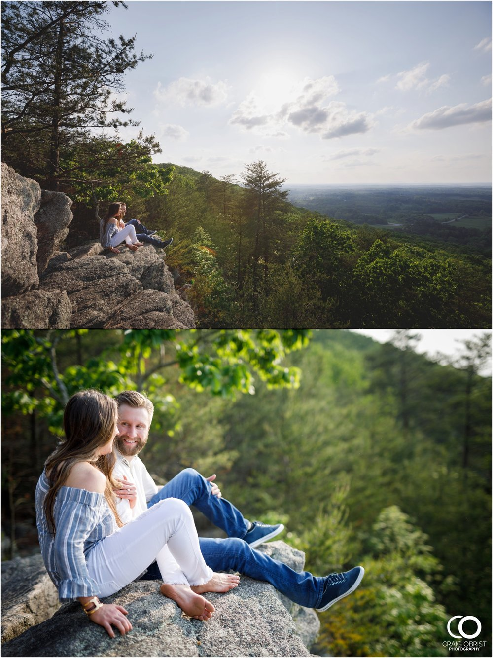 Sawnee Mountain The Avalon Engagement Portraits_0095.jpg