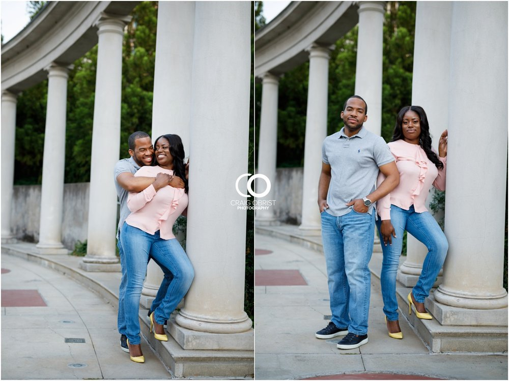 High Museum Atlanta Atlantic Station Engagement Portraits_0025.jpg
