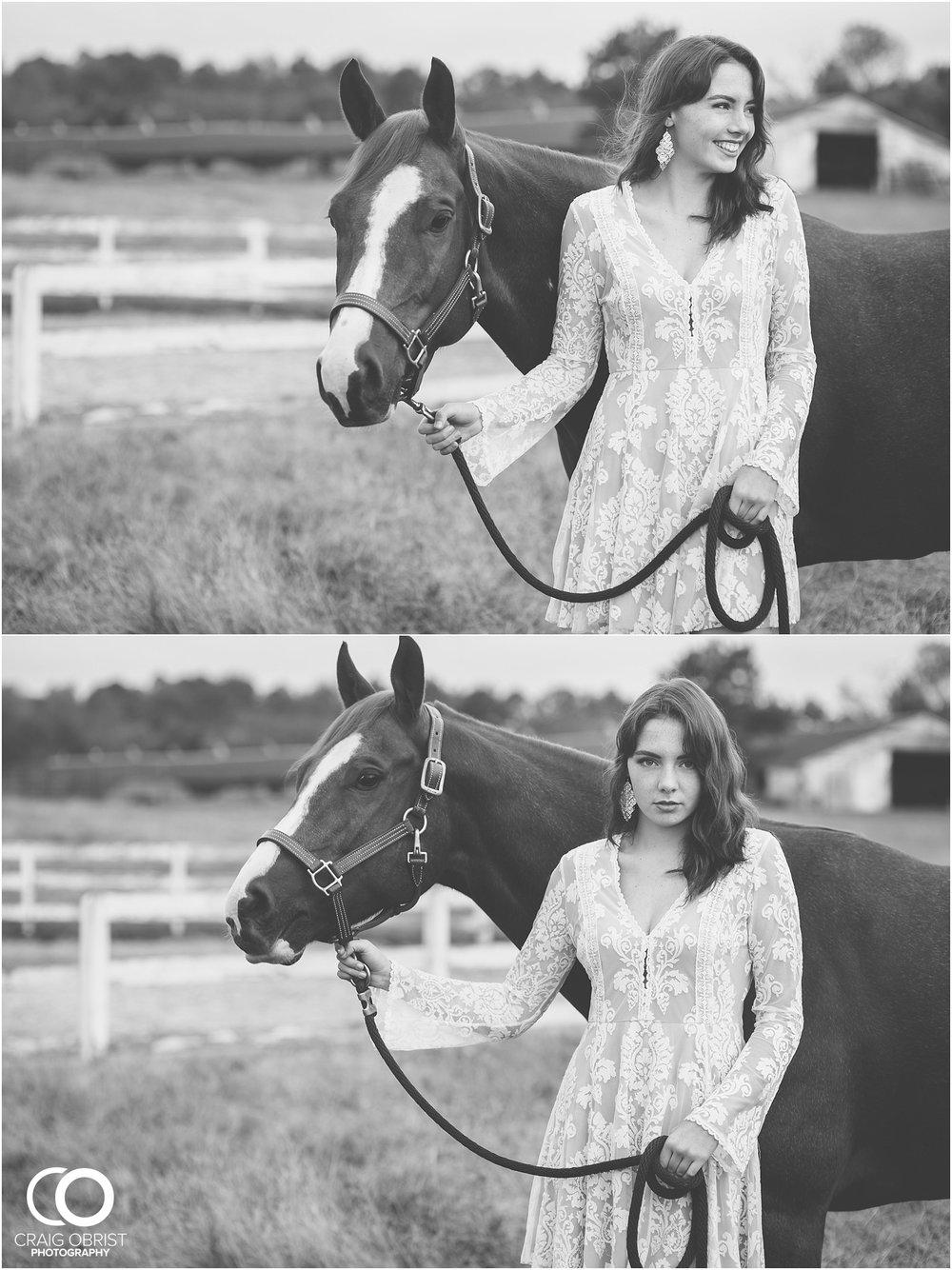 Senior Portraits Horse Girl Farm Georgia_0012.jpg