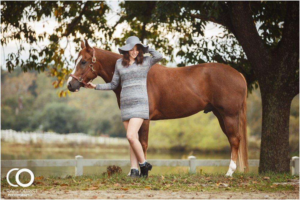 Senior Portraits Horse Girl Farm Georgia_0019.jpg