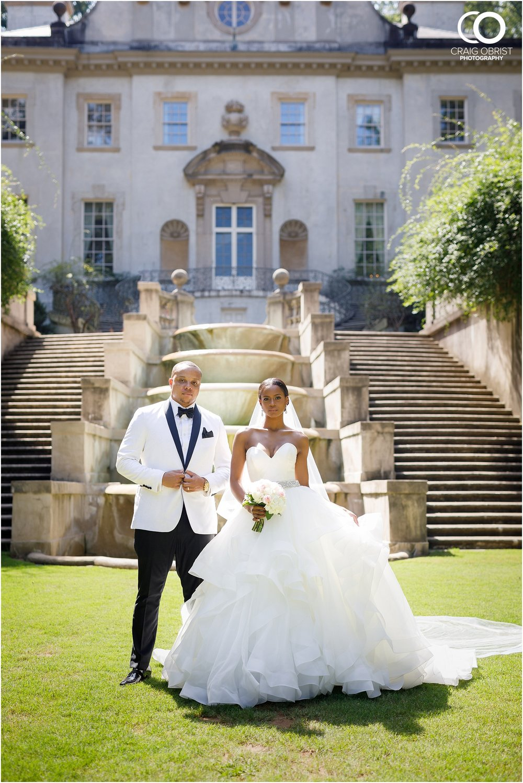 Swan House Atlanta History Center Wedding Portraits Luxury_0004.jpg
