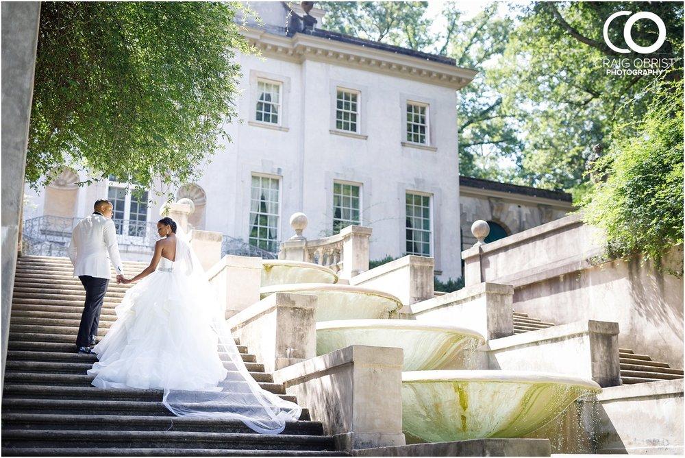 Swan House Atlanta History Center Wedding Portraits Luxury_0007.jpg