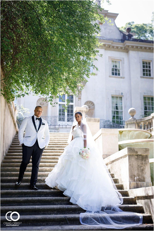 Swan House Atlanta History Center Wedding Portraits Luxury_0008.jpg