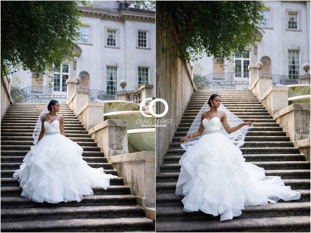 Swan House Atlanta History Center Wedding Portraits Luxury_0012.jpg