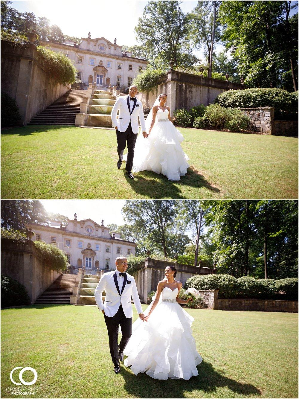 Swan House Atlanta History Center Wedding Portraits Luxury_0014.jpg