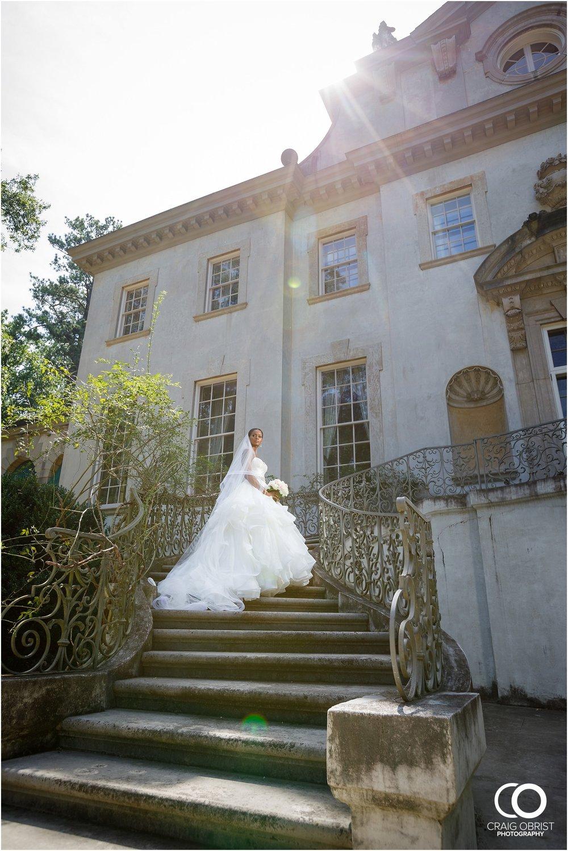 Swan House Atlanta History Center Wedding Portraits Luxury_0015.jpg